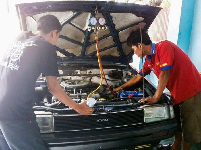 Jasa Service Mesin